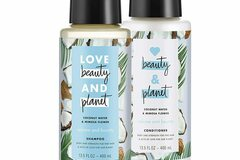 Liquidation/Wholesale Lot: LOVE BEAUTY AND PLANET COCONUT WATER & MIMOSA FLOWER SHAMPOO