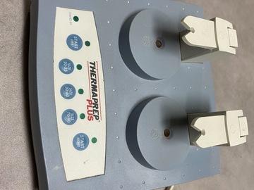 Gebruikte apparatuur: ThermaPrep Plus Model Eur-A