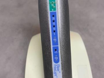 Gebruikte apparatuur: 3M ESPE ELIPAR FREELIGHT 2