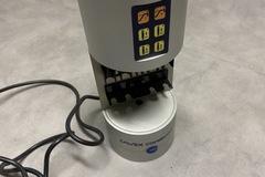 Gebruikte apparatuur: CAVEX COMBICOM.C ALGOTEC