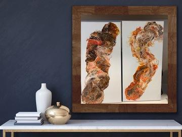 Sell Artworks: Tiger set of 2
