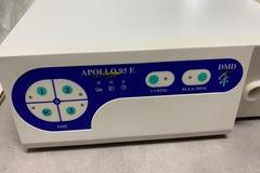 Gebruikte apparatuur: 2x DMD APOLLO 95E