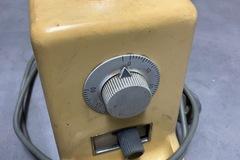 Gebruikte apparatuur: Diverse items, oud