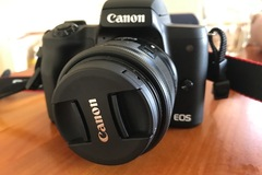 For Rent: Canon EOS M50