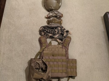 Selling: Airsoft Kit