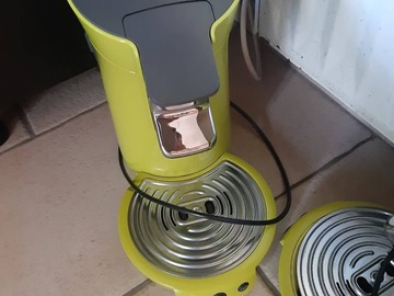 Besoin d'aide: cafetiere senseo