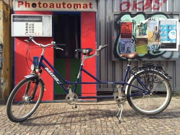 Tandem bicycle rental: Tandem Star | in Leipzig mieten