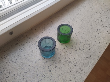 Selling: 2 candle holders Ittala