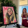 Selling with online payment: Digital Caricature Portrait of One Person