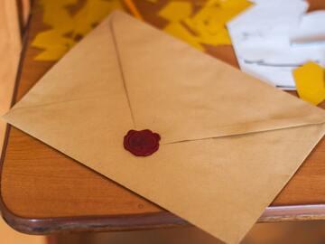 Selling: Romance Letter