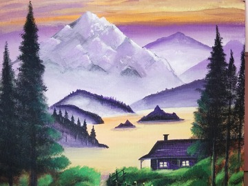 Sell Artworks: Natural Scenery