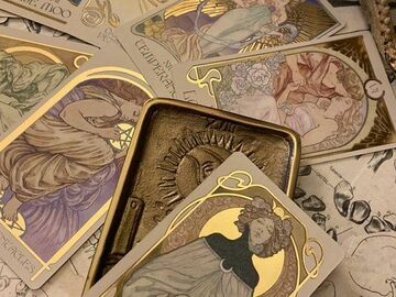 Selling: Angel Card Reading