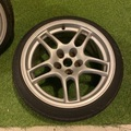 Selling: Nissan GTR R33 Wheels