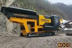 Weekly Equipment Rental: Crusher - Roco K9 22t Crusher
