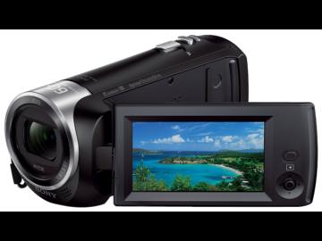 Myydään: Sony cx405 handycam + 32gb memory card