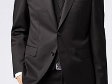 Ilmoitus:  miesten smokki & housut 48