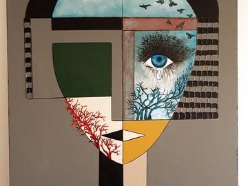 Sell Artworks: ''Sadness''