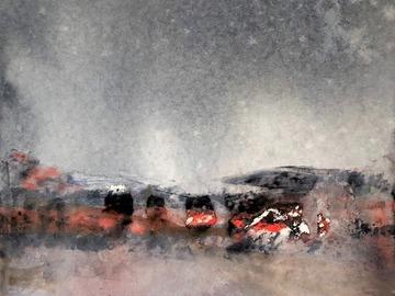 Sell Artworks: Sierras #7