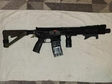 Selling: KWA LM4 Gas Gun