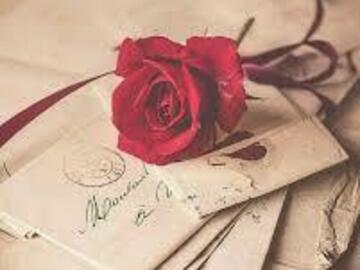 Selling: Romantic Love Letter