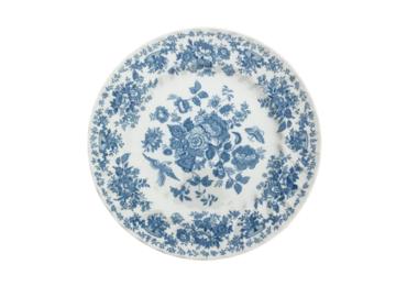 Vente: 6 Assiettes plates en porcelaine anglaise