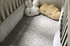 Selling without online payment: Baby - Toddler Cotbed (Mothercare Cot Bed including mattress)