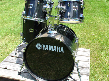 Selling with online payment: Yamaha Gigmaster 4pc. set 10, 12, 14, 16x20 IMMACULATE