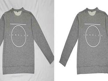 Offering with online payment: Product Photo Editing Services