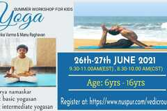 Event: 2 Days Kids Interactive Session on Healthy Living and Yoga