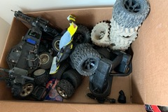 Selling: Rc truck need gone 1200 orbo