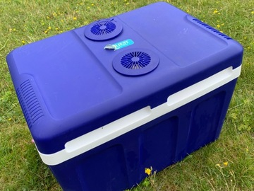 Renting out with online payment: Quest camping fridge