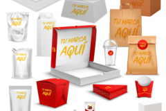 Servicio freelance: Packaging Básico para emprendedores ( Diseño )