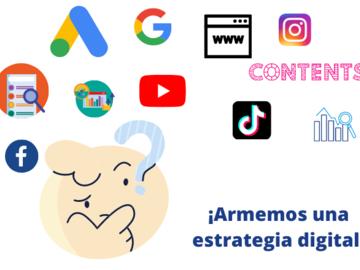 Servicio freelance: Asesoría para Estrategia Digital