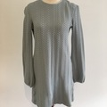 Selling: Kate Sylvester Woven Shift Dress-Size Small