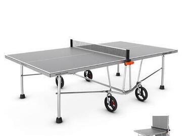 Demande: Cherche table de ping pong d'occasion pour extérieur