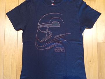 Vente: T-shirts Levis et Celio star wars (S)