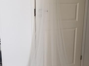 Ilmoitus: Bianco evento 300cm huntu (ivory)