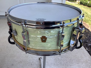 Selling with online payment: Ludwig Buddy Rich Model Snare Drum