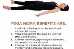 Services (Per Hour Pricing): Yoga Nidra (Yogic Sleep) Meditation