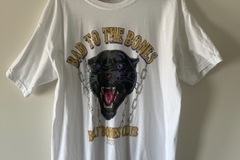 Selling with online payment: Bad Panther Tee L