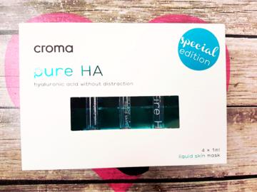 Venta: Mascarilla facial Croma pure AH