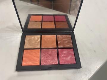 Venta: Paleta de coloretes descatalogada Exposed de NARS