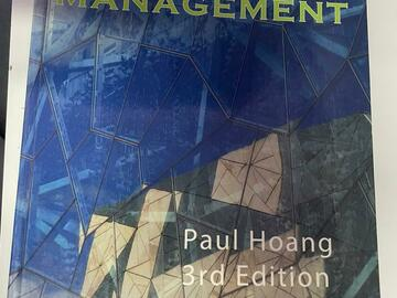 Selling with online payment: Business management