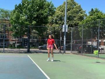 Price by package: Cours privés - tennis