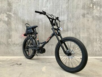 Weekly Rate: 2 X JUBE POSTIE EBIKES - PERFECT FOR CRUISING