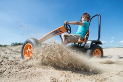 Weekly Rate: FAMILY FUN FOR THE WEEK - MIX AND MATCH ANY 4 CARTS/EBIKES