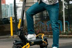 Hourly Rate: VSETT 10+ E-Scooter - Perfect for Cruising the Coast