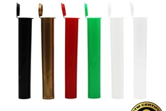 Equipment/Supply offering (w/ pricing): 116mm Child-Resistant Pre-Roll Tubes (0.11/Unit)