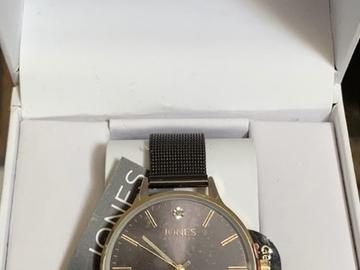 Liquidation/Wholesale Lot: Jones New York Diamond collection watches