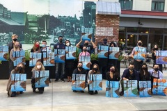 Events priced per-person: Social Painting Experience San Diego - In-Person